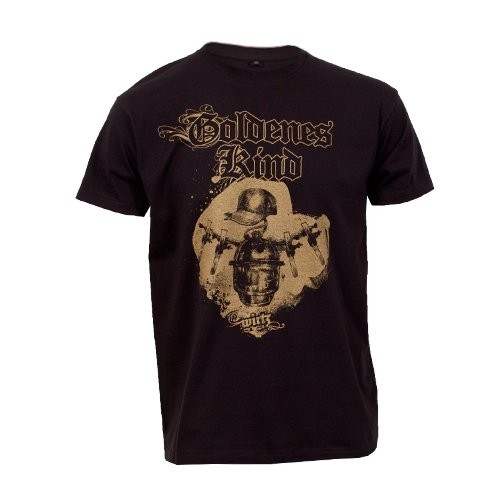 "T-Shirt ""Goldenes Kind"""