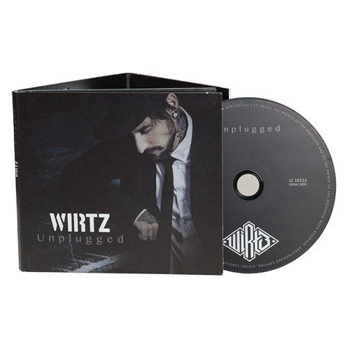 "CD ""Wirtz Unplugged"""