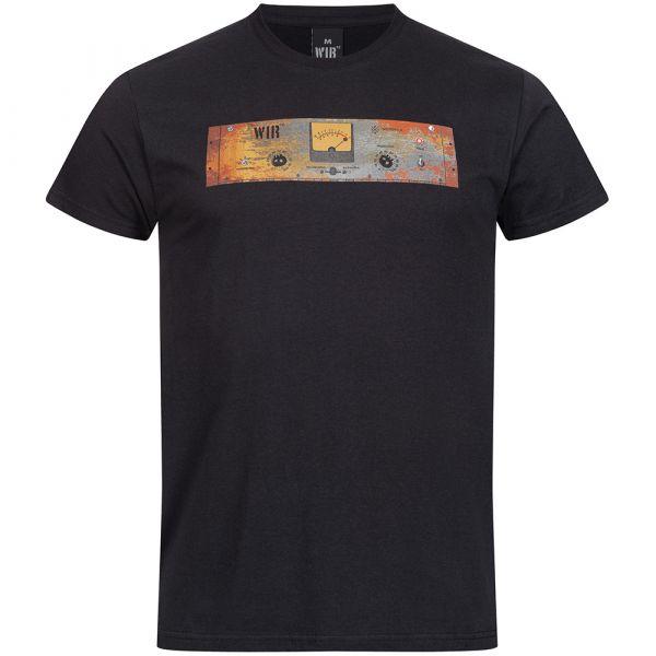 Artikelbild 1 des Artikels T-Shirt WIRTZ Compressor-schwarz