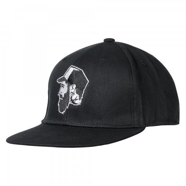 "Snapback Cap ""Wirtz Kopf"""