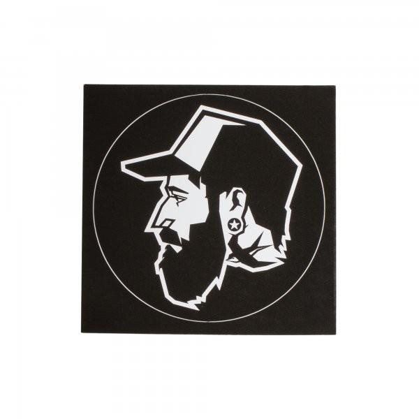 """Sticker """"Wirtz Kopf"""""""