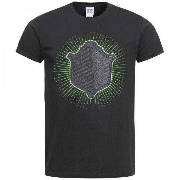 """T-Shirt """"Tour 10 Jahre"""" schwarz"""