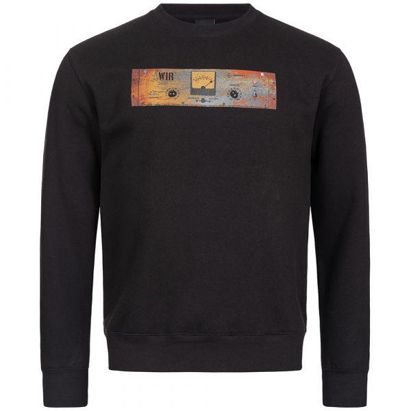 """Sweater """"Compressor"""" - schwarz"""